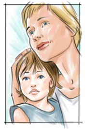 Jode-Thompson-Rendering-MomDaughter