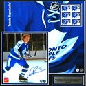 Ron Dollekamp Paints CanPost Stamps-Hockey Edition