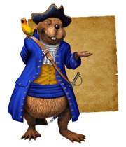Ron-Dollekamp-Bell-PirateBeaver