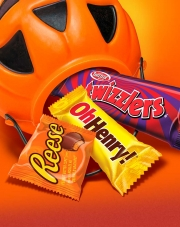 Hershey's - Halloween Marketing Brochure