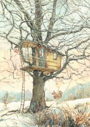 Claire-Fletcher-Snowy-Tree-House
