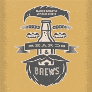 Paul-Howalt-Beards_And_Brews_Poster