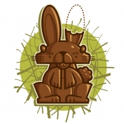 Paul-Howalt-Chocolate_Easter_Bunny