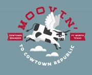 Paul-Howalt-Moovin To Cowtown