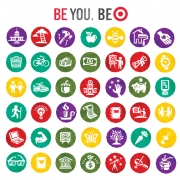 Paul-Howalt-Target_Be_You_Icons