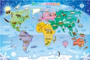 Kveta-Map-of-the-World-Puzzle