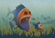 Kevin-McSherry-Big-Fish-Little-Fish
