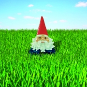 Trevor-Nelson-Gnome-In-Grass