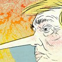 Donald Trump has a Pinocchio Nose for Trouble